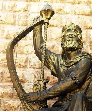 King David Statue