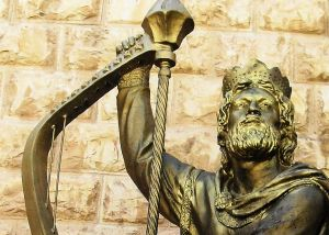 King David Statue_c