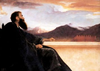David. By Lord Frederic Leighton