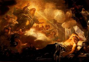 The Dream of Solomon.