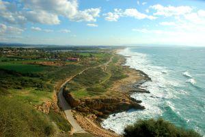 Rosh HaNikra Israel – Promontory.