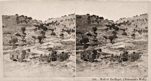 Well of En Rogel (Nehemiah's Well)