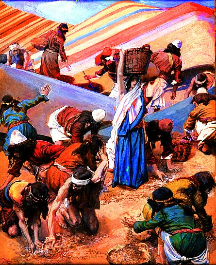 Tissot_The_Gathering_of_the_Manna_(color)_t3