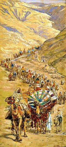 The Caravan of Abraham.