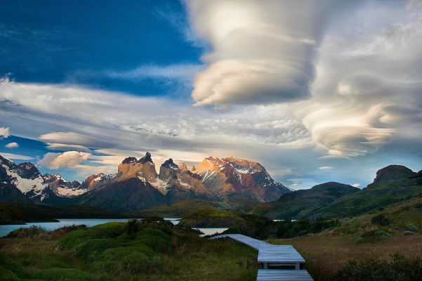 Torres Del Paine, one of the most beautiful places on earth.