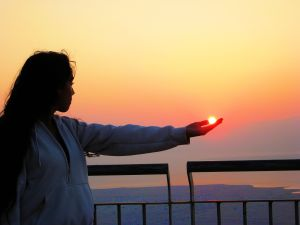The way of the righteous is like the first gleam of dawn...getting wisdom is the wisest thing you can do!