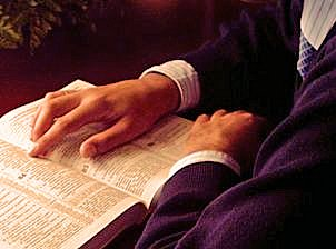 This Book of the Law shall not depart from your mouth, but you shall meditate in it day and night.