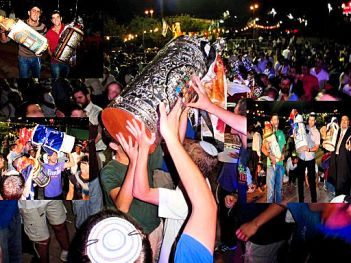 Simchat Torah: Rejoicing in the Law