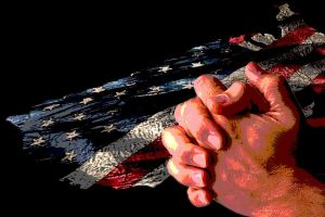 Seeking God in Prayer for America.
