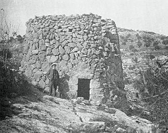 Bethlehem Vineyard Watchtower