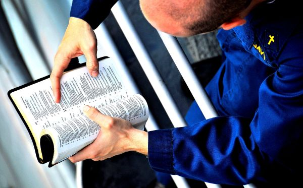 Seizing Opportune Moments to Read the Bible.