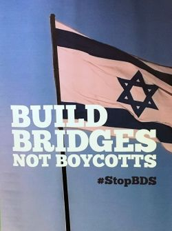 Build Bridges Not Boycotts – Ambassadors Against BDS.