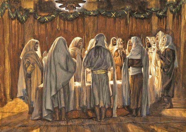 La Cène légale (The Last Supper).