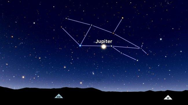 Constellation Virgo.