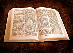 The Bible is the FOUNDATION for life.