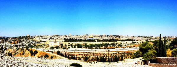Jerusalem Panorama.