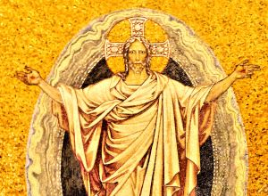 Detail: Jesus Christ the risen glorified and; soon returning Son of God.