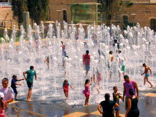 14_Teddy Kolleck Park Musical Fountain, Jerusalem