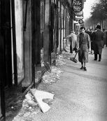 13_Cleaning the street after Kristallnacht