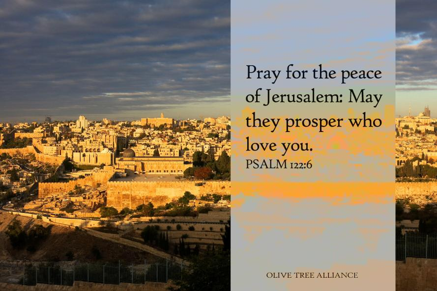 Pray for Jerusalem's Peace_OTA