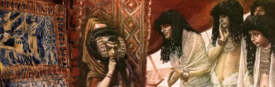 Sarai Is Conveyed to Pharaoh's Harem_2019 banner2
