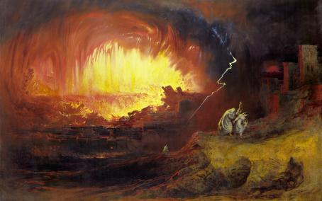Sodom and Gomorrah_John Martin